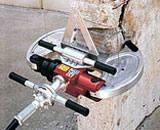 Beton-Beißzangen - Hydraulikscheren