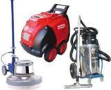 Reinigung, Sauger, Hochdruckreiniger, Kehrsaugmaschinen, Einscheibenmaschinen