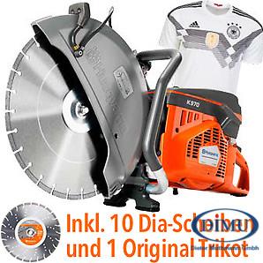 Trennschleifer K970 II 350 mm+WM-Trikot