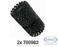Stahlbürste grob zu FR-100/ VA10L/FR-200