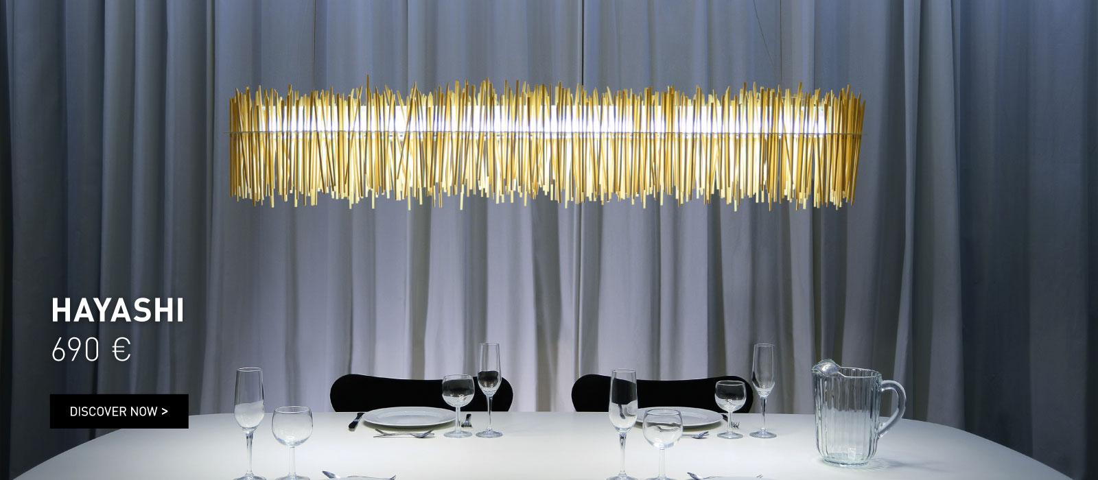 Pendant lamp HAYASHI | 690 €