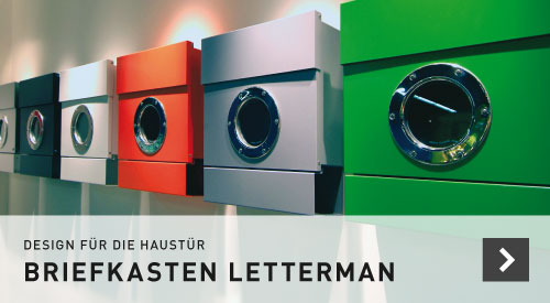 Briefkasten Letterman – RADIUS DESIGN