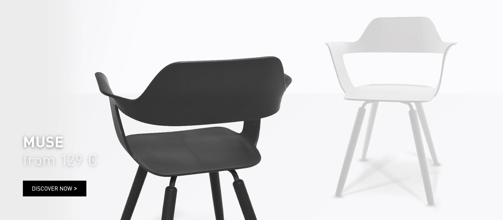 MUSE chair | from 129 €