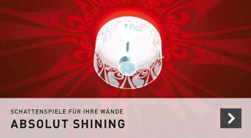 Wand- und Deckenleuchte ABSOLUT SHINING – ABSOLUT LIGHTING